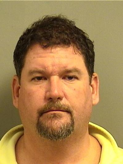 Raymond Alan Jones, charged with DUI w/ property damage and fleeing scene of accident.