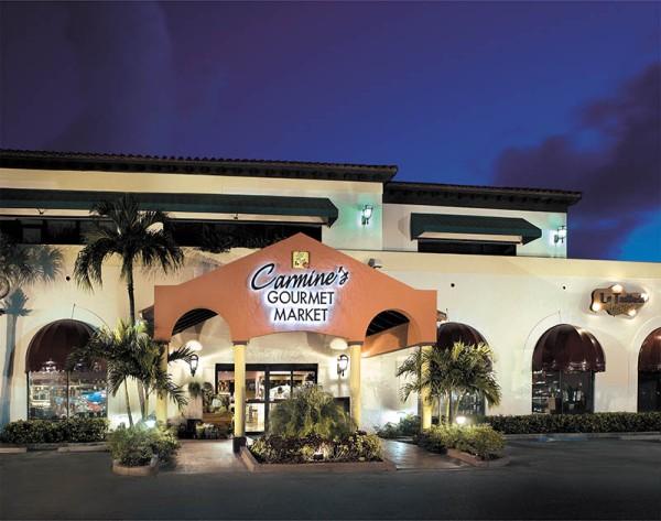 Eddie Stephens' favorite grocery; Carmine's Gourmet Market