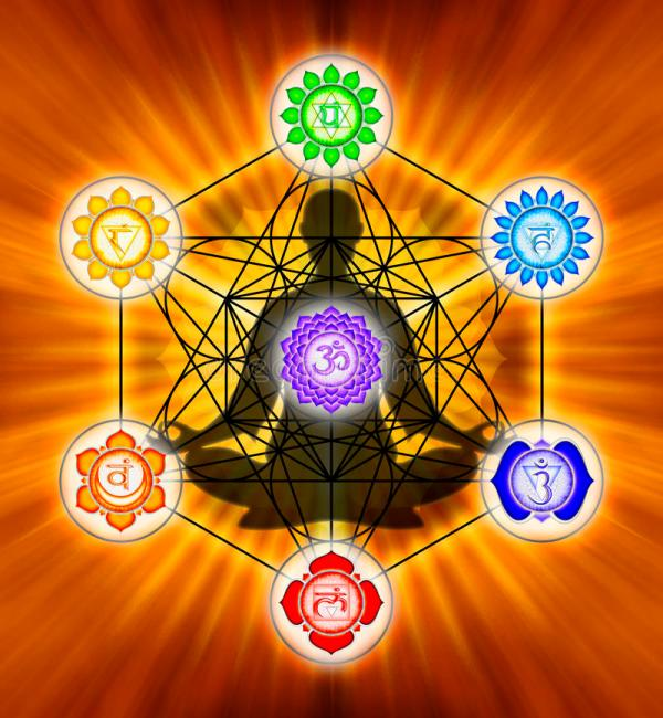 metatron-s-cube-chakras-illustration-52052480