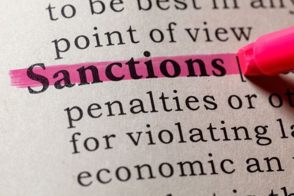 definition of sanctions